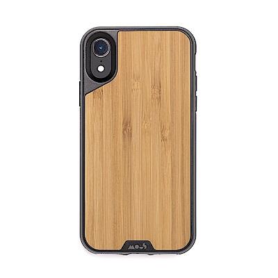Mous iPhone XR 6.1吋Limitless 2.0 防摔保護殼-竹紋