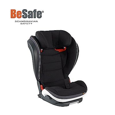 BeSafe iZi Flex FIX 成長型兒童汽車安全座椅(極光黑)