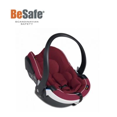 【Besafe】iZi Go Modular X1模組化兒童汽座提籃-勃艮第紅