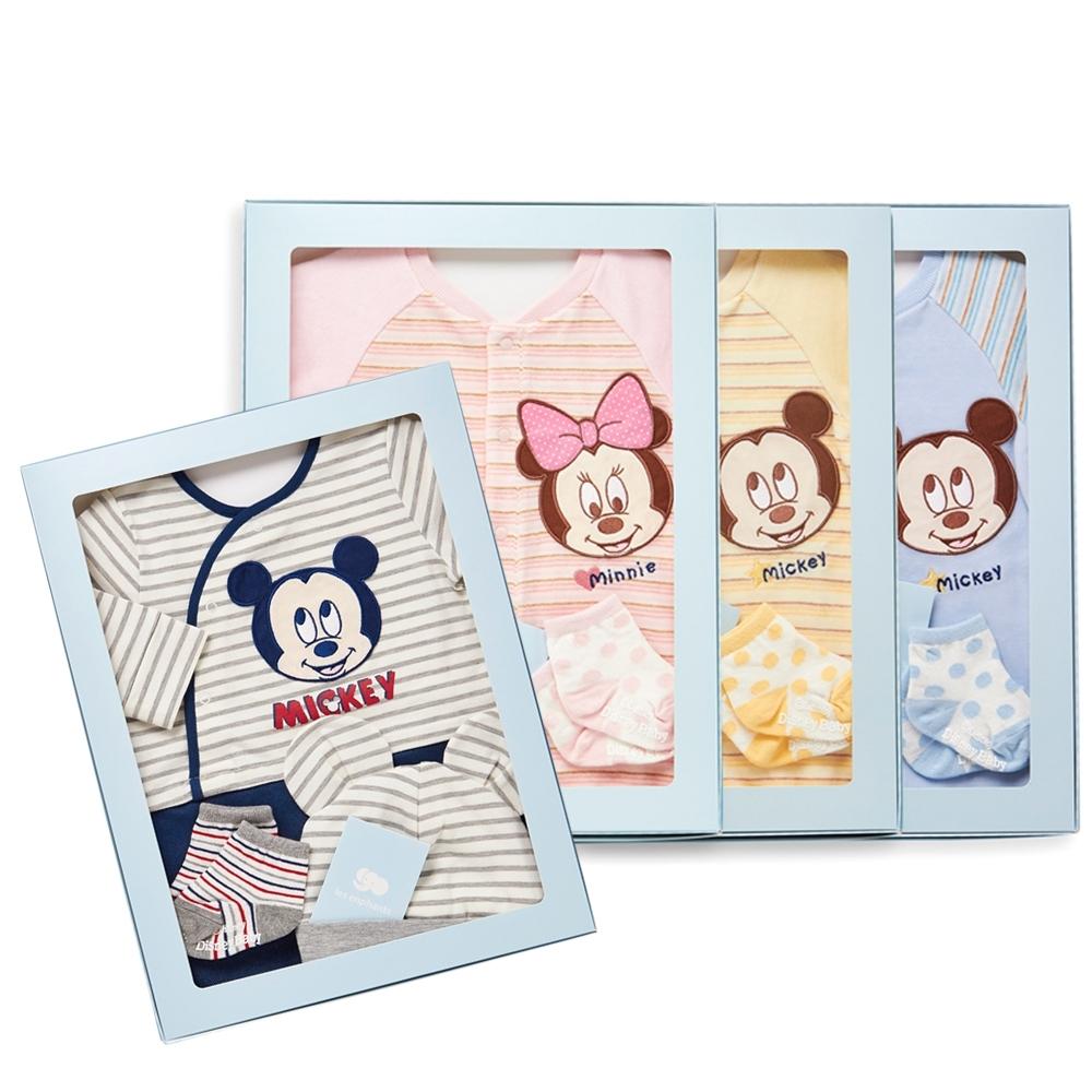 麗嬰房童裝秋冬連身裝彌月禮盒(4款可選,MIT製)