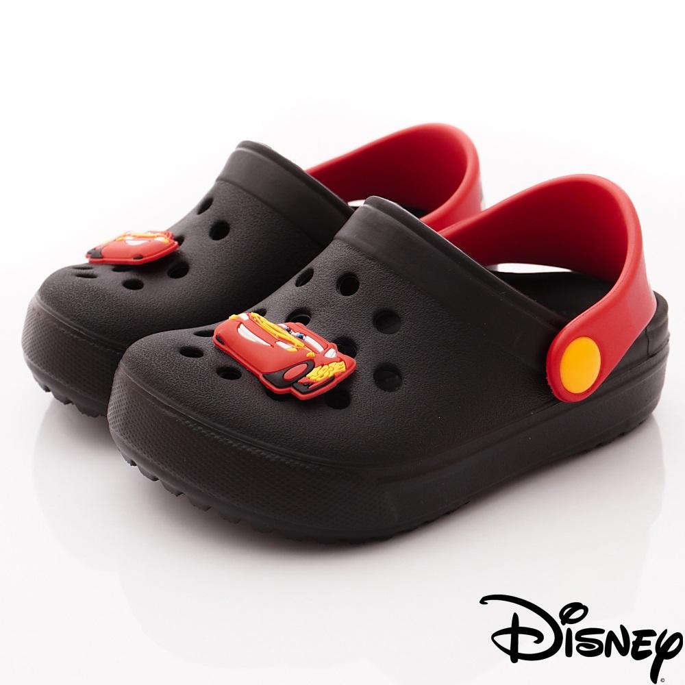 迪士尼童鞋 麥坤CARS護趾涼鞋款 TW19304黑(中小童段)