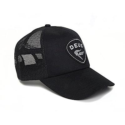 Deus Ex Machina Logo貼布卡車帽