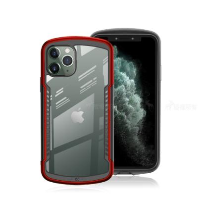 XUNDD 阿爾法系列 iPhone 11 Pro Max 軍規防摔手機殼(烈焰紅)