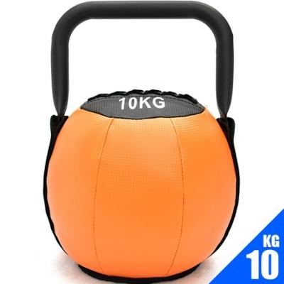10KG安全軟式壺鈴 競技10公斤壺鈴