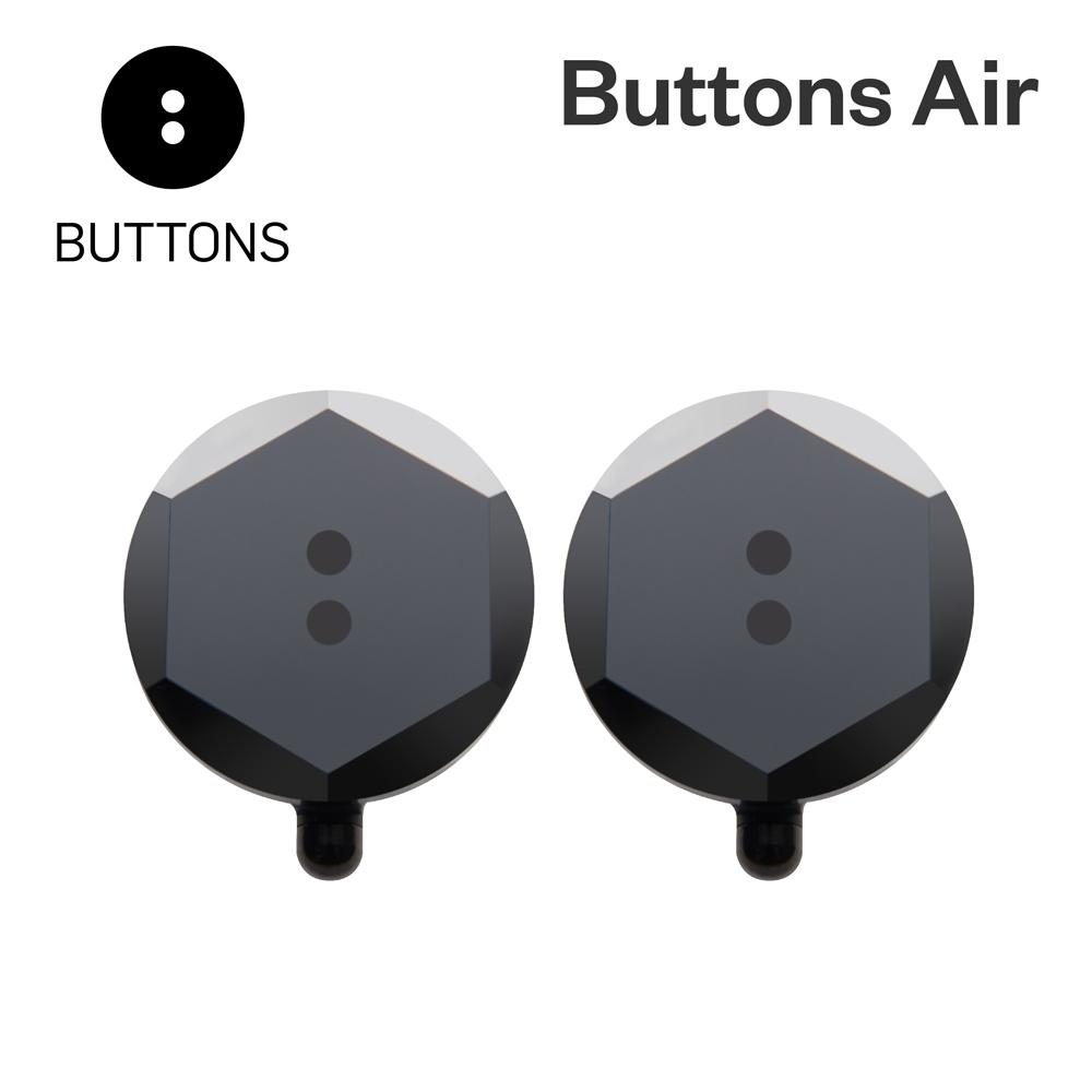 BUTTONS Air 真無線通話降噪音樂耳機 耀石