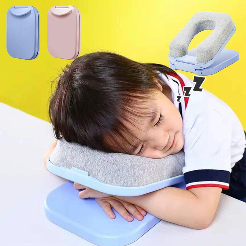 居家辦公折疊收納午睡枕