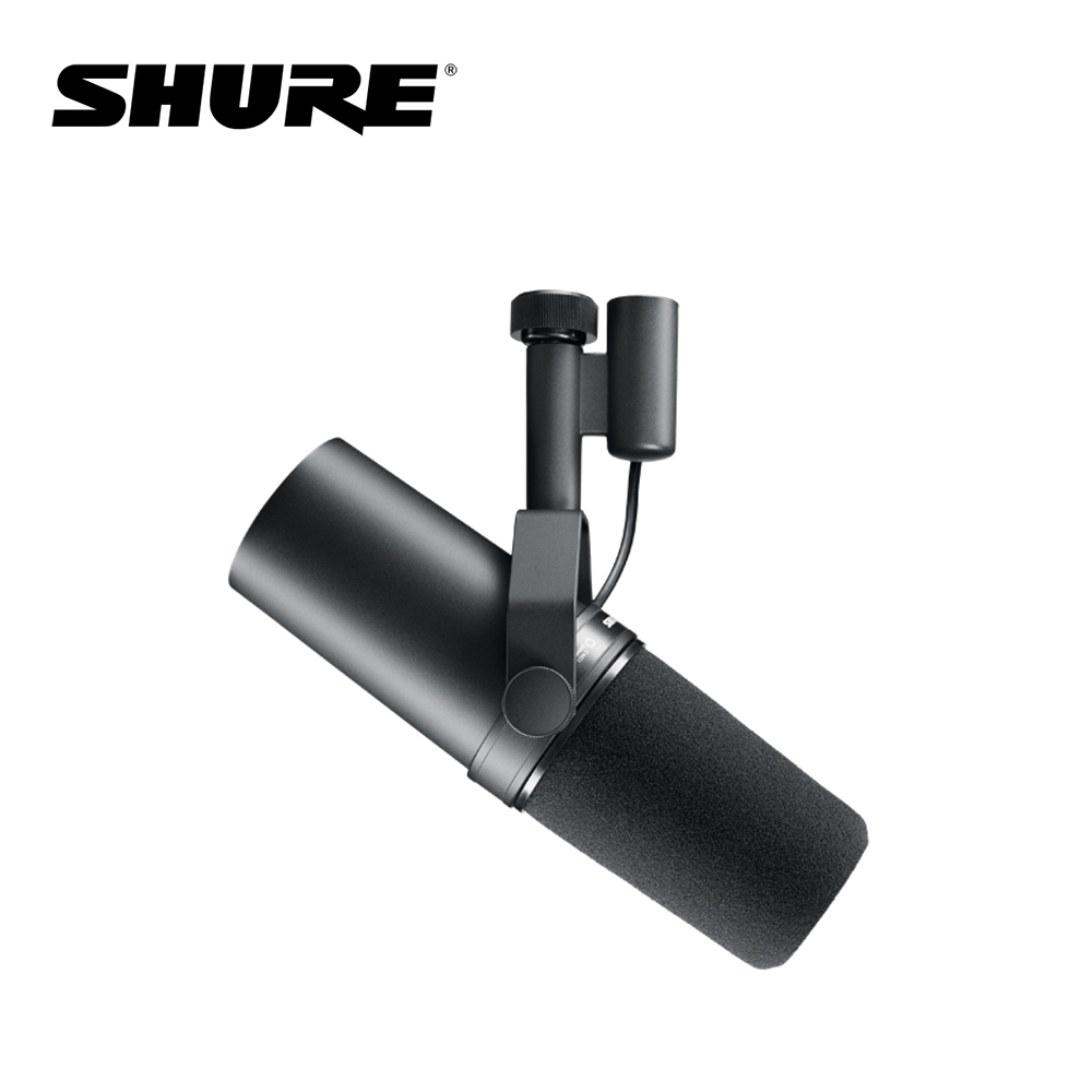 SHURE SM7B 錄音室麥克風