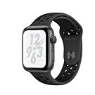 Apple Watch Series4 Nike+ 44mm GPS版配黑色Nike運動錶帶