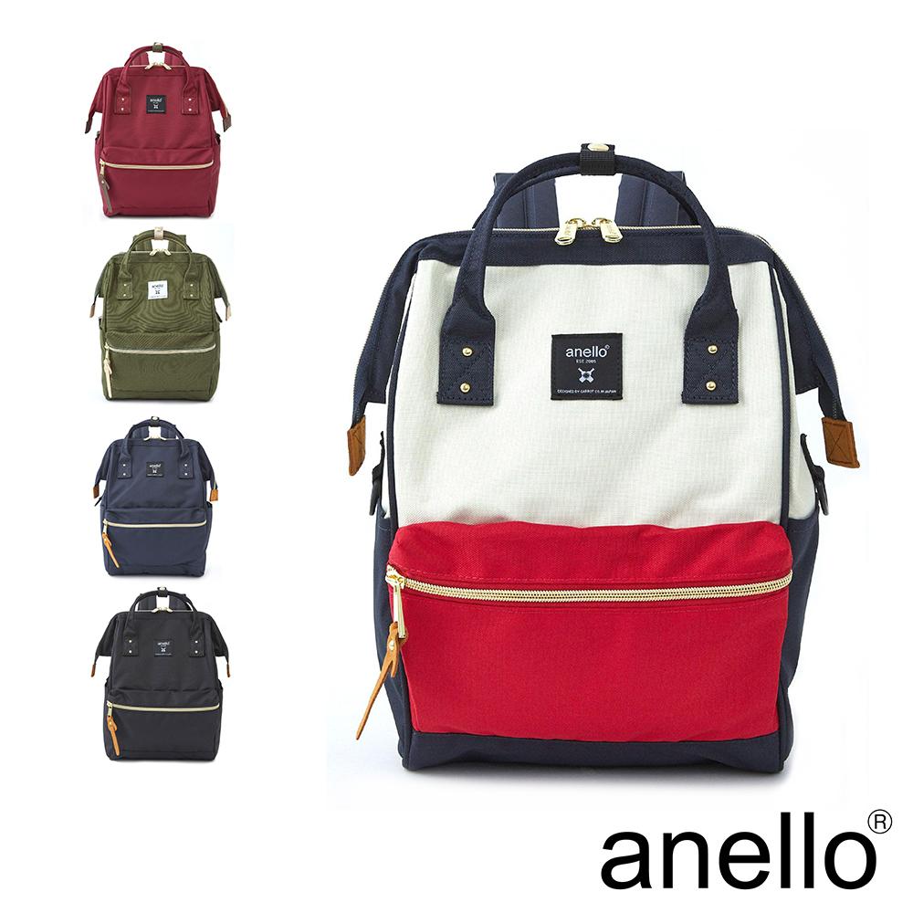 anello 新版基本款2代R系列 防潑水強化 經典口金後背包 Small