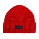 MK MICHAEL KORS縮寫LOGO針織毛帽-紅 product thumbnail 1
