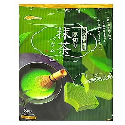 丸金 抹茶厚切蛋糕(200g)
