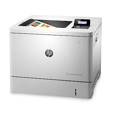[無卡分期12期] HP Color LaserJet Enterprise M553dn