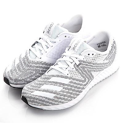 ADIDAS-AEROBOUNCE女慢跑鞋DA9955-白