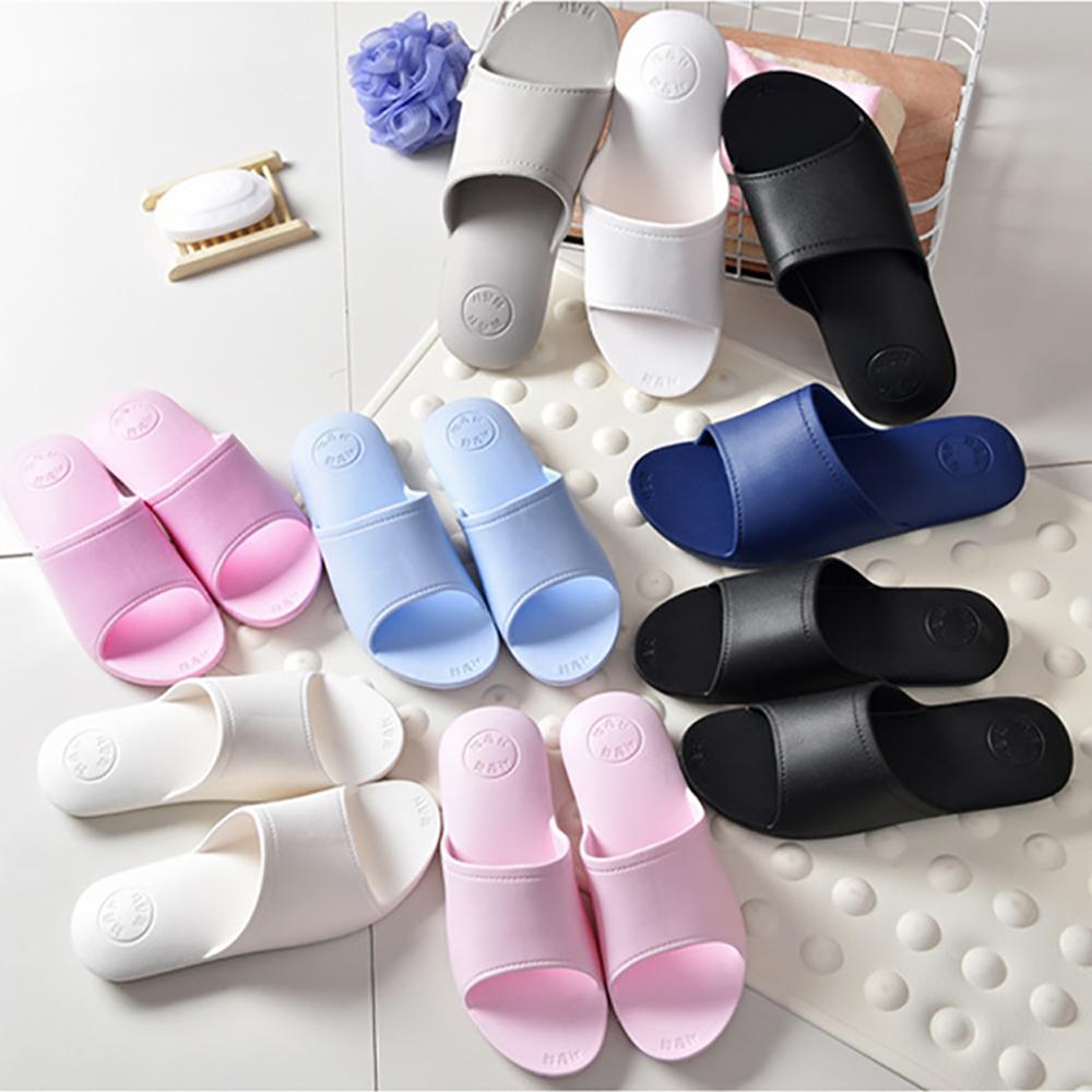 ANDYMAY2 韓國簡約舒適氣壓式拖鞋-2雙