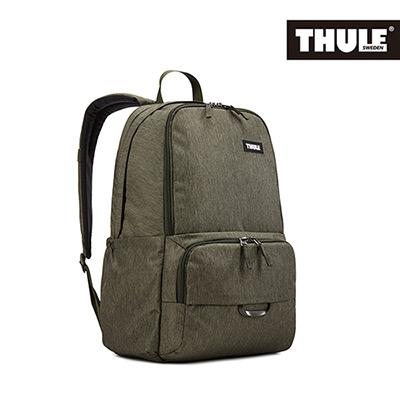 THULE-Campus 24L電腦後背包TCAM-2115-軍綠