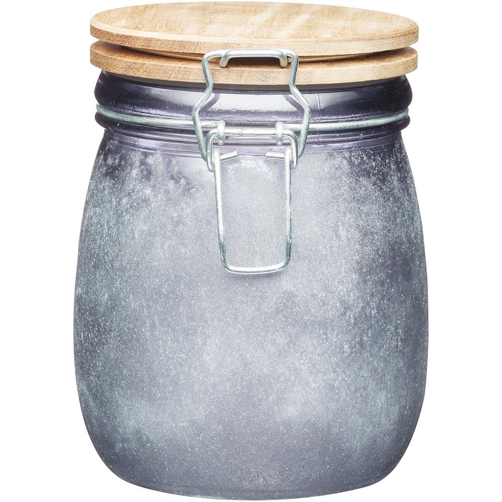 《KitchenCraft》工業風扣式玻璃密封罐(700ml)