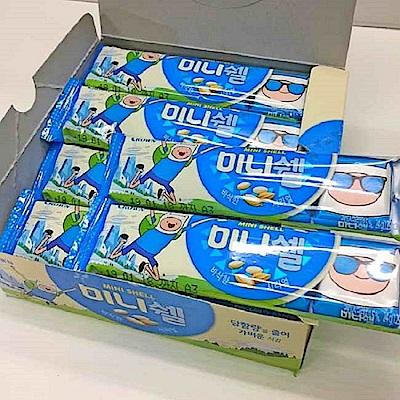 CROWN 迷你方型巧克力-牛奶(24g)