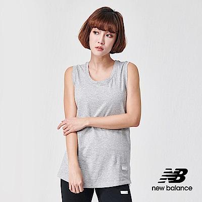 New Balance 背心_WT91558AG_女性_灰色