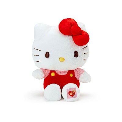 Sanrio   HELLO KITTY超舒柔經典絨毛娃娃M