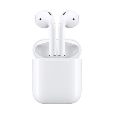 [時時樂限定] Apple AirPods 藍芽耳機(搭配有線充電盒)