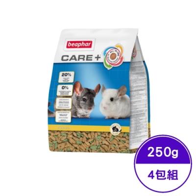 beaphar樂透-全方位+不挑嘴配方金牌龍貓 250g (4包組)