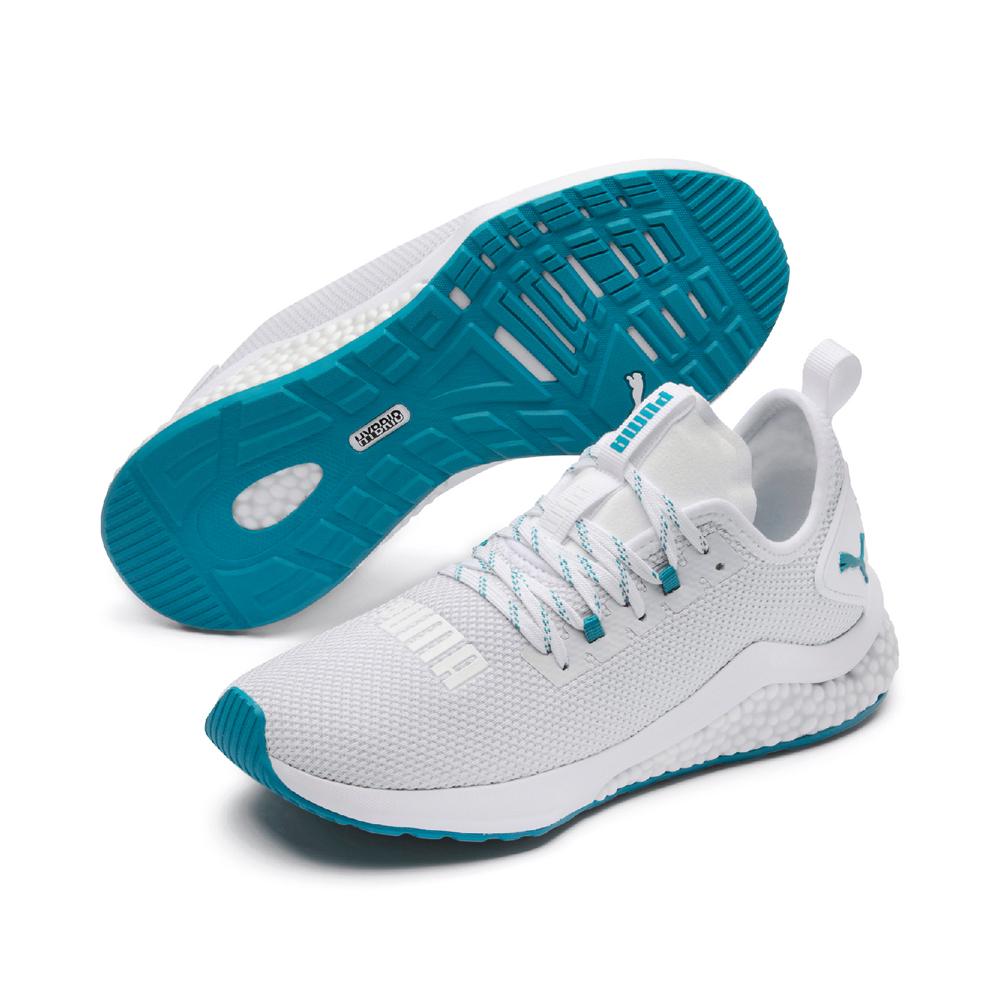 PUMA-Hybrid NX Wns女性慢跑運動鞋-白色