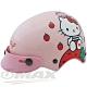 KITTY草莓兒童安全帽-粉紅色(贈短鏡片) -快 product thumbnail 1