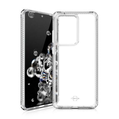 ITSKINS Galaxy S20 Ultra HYBRID CLEAR-防摔保護殼