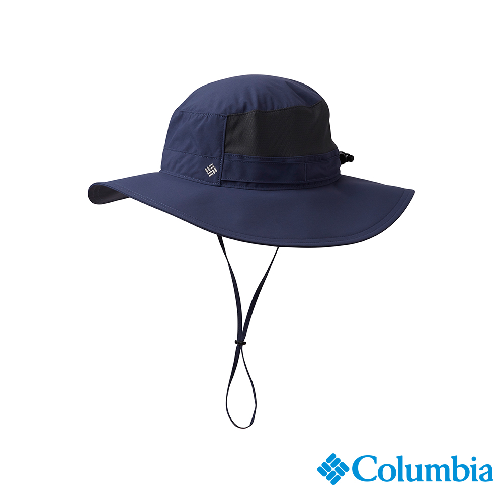Columbia 哥倫比亞中性-UPF50涼感快排遮陽帽-藍紫色UCU01330UU
