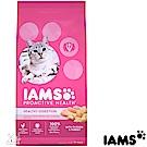 IAMS 愛慕思 健康優活 雞肉 腸胃保健 成貓糧 3.5磅 2包組
