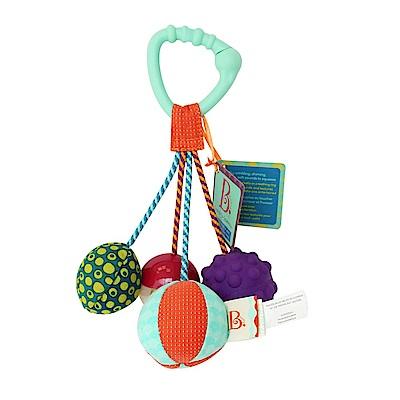 美國【B.Toys】湯圓舞索球(盒裝)