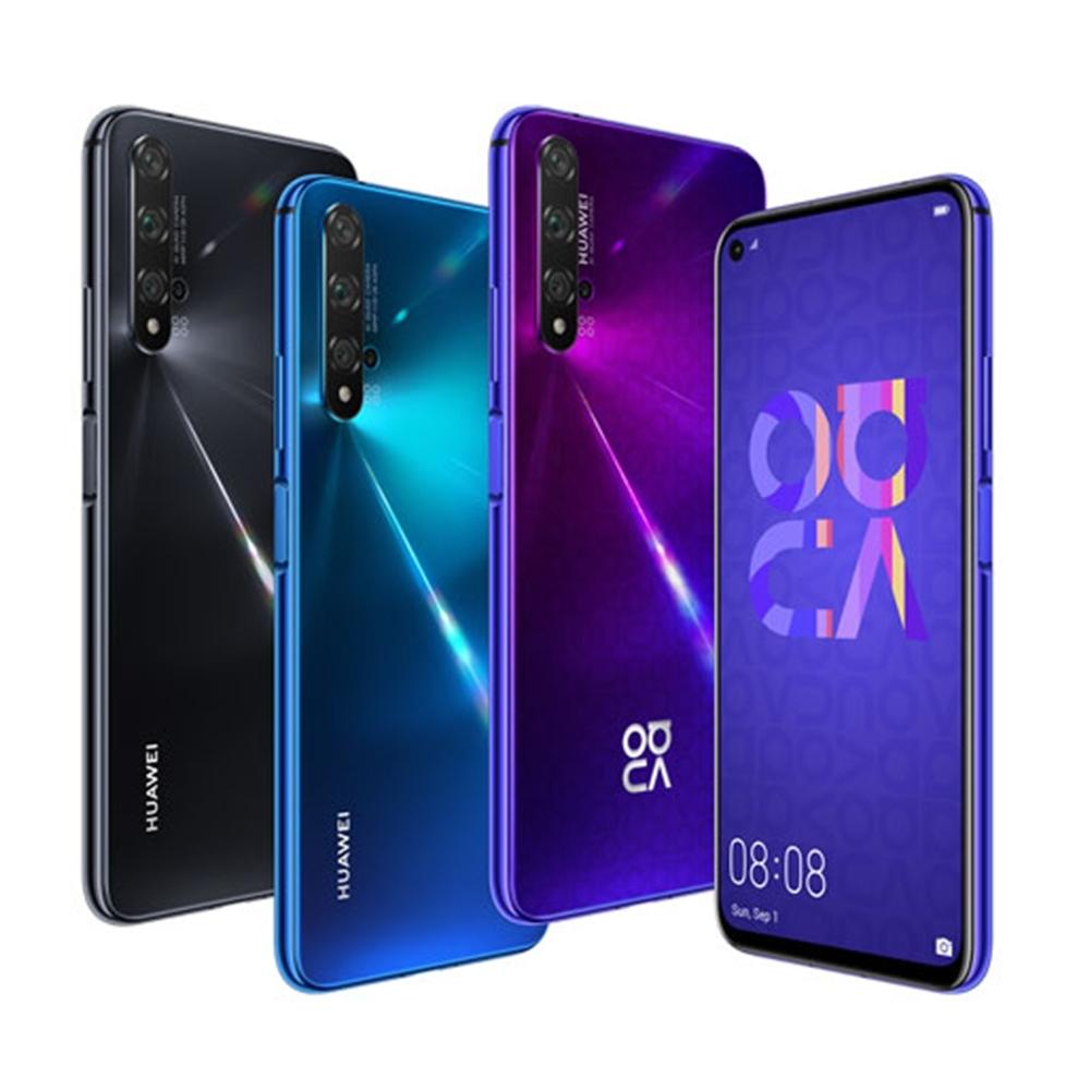 HUAWEI nova 5T 8G/128G 6.26吋AI 5鏡頭智慧手機