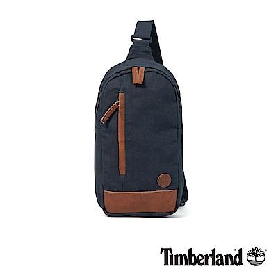 Timberland 男款暗藍色斜肩包|A1COD