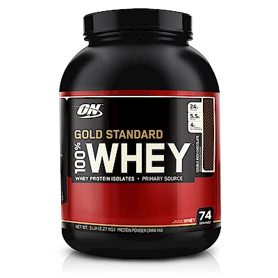 ON 金牌低脂乳清蛋白5磅