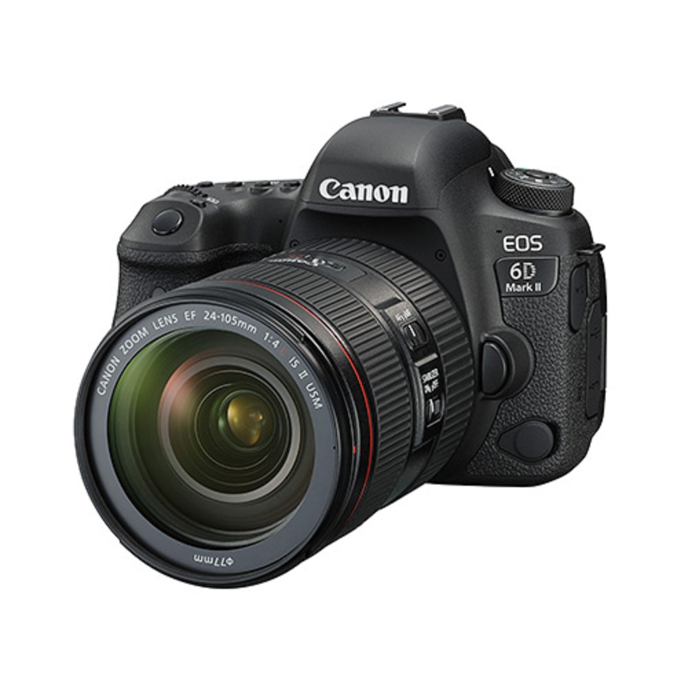 Canon EOS 6D Mark II 24-105mm f/4L II (公司貨)