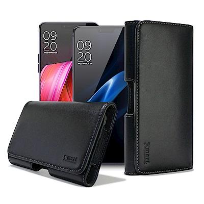 XM Samsung Galaxy J4 / J6  型男羊皮橫式腰掛皮套