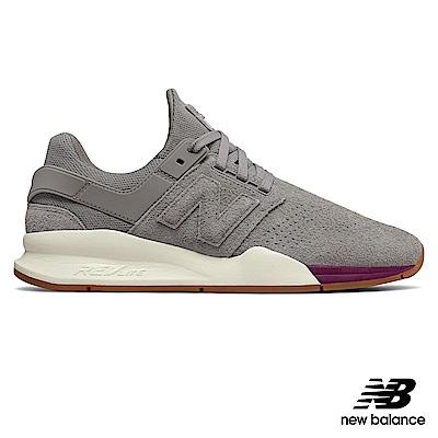 New Balance 復古鞋_MS247OA_中性_灰色
