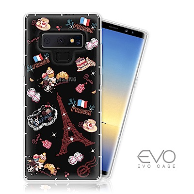 EVO CASE SAMSUNG Galaxy Note 9 奧地利水鑽殼 - ...