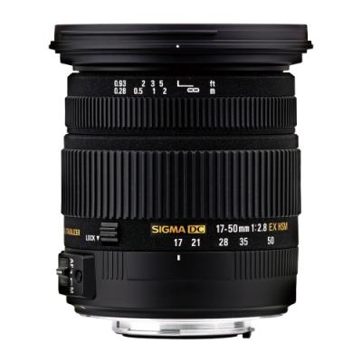 SIGMA 17-50mm F2.8 EX DC OS HSM  (平行輸入)