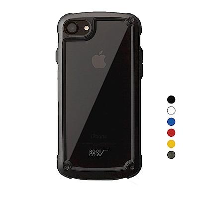 日本ROOT CO. iPhone SE 2020/7/8透明背板手機殼