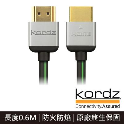 【Kordz】EVO-R 5th generation HDMI線(EVO-R 0.6M)