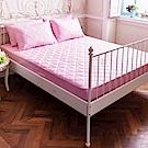 La Lune 軒S物語防汙防潑水鋪棉加厚雙人床包式保潔墊(含枕墊) 多色可選