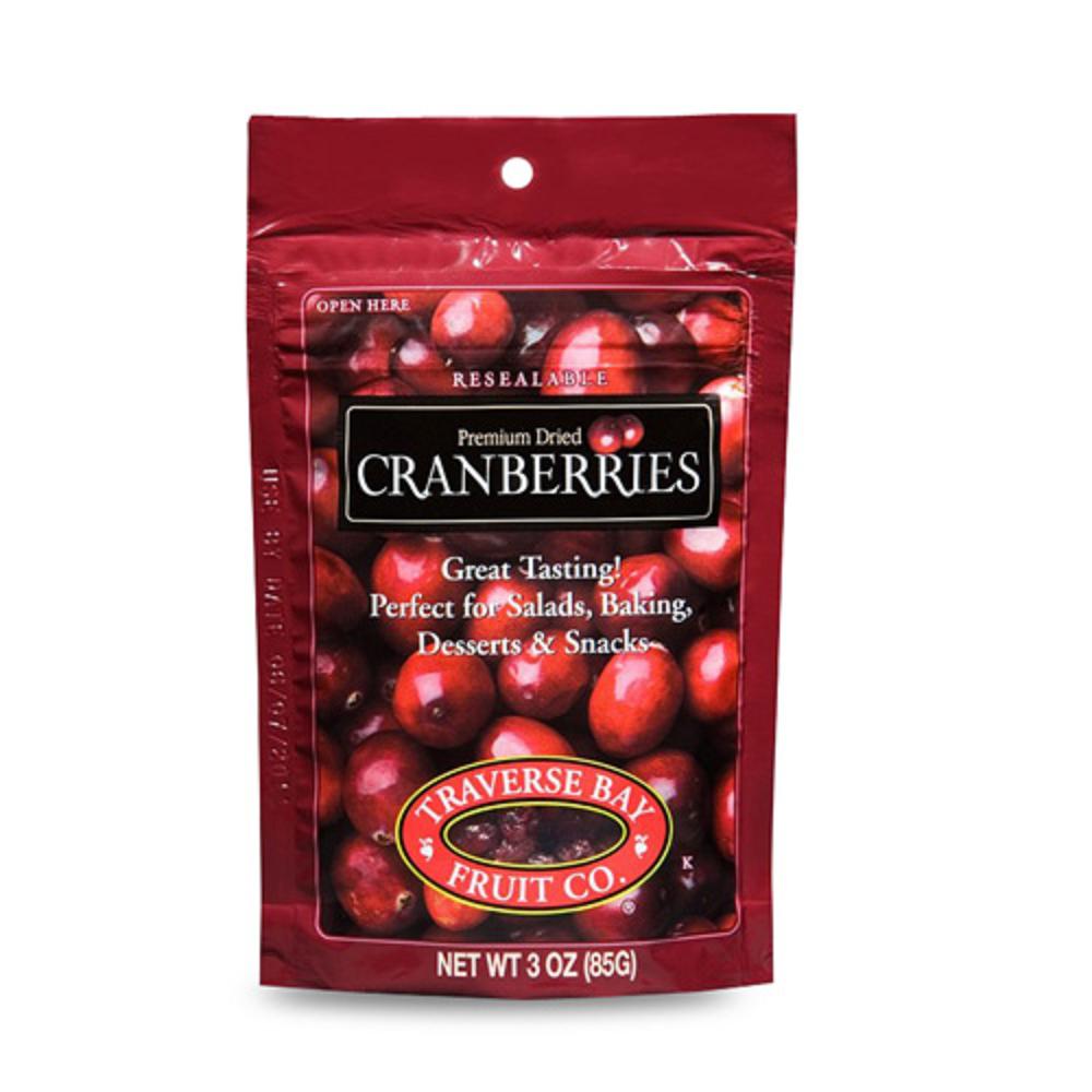 特拉佛斯 天然蔓越莓乾(85g)