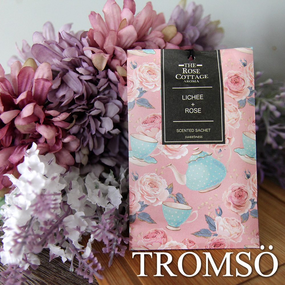 TROMSO x 魅力法國巴黎樂活 香氛包 (小)