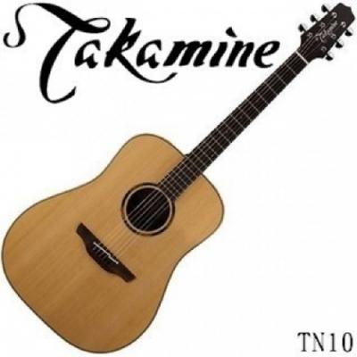 Takamine TN10日廠單板電木吉他/含原廠硬盒+超值配件包