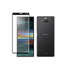 【MK馬克】Sony Xperia 10 全滿版 9H鋼化玻璃保護貼