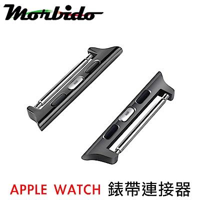 Morbido蒙彼多 Apple Watch 38mm 金屬錶帶連接器(卡扣式)