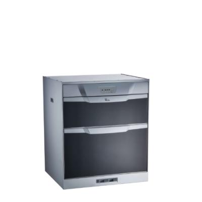 (全省安裝)喜特麗60公分臭氧型LED面板嵌入式JT-3066Q/JT-3162Q同款烘碗機JT-3166Q