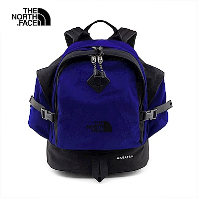 The North Face北面經典款撞色戶外休閒日常雙肩背包|3KUQ6SK |WASATCH