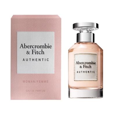 Abercrombie & Fitch A&F 真我女性淡香精50ml